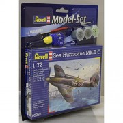 RCS Toys Revell 3985 1:72 Sea Hurricane Mk. II C Assembly Model Set
