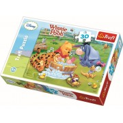 Puzzle clasic copii - Winnie The Pooh 30 piese