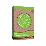 Buddy Biscuits Oven Baked Teeny Treats with Roasted Chicken, 8-oz box
