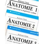 Anatomie - 1., 2., 3. díl - , 1., 2., 3. díl