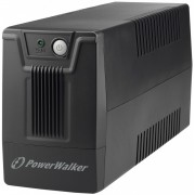 UPS PowerWalker 600VA/360W, 2X 230V Schuko OUT, RJ11 IN/OUT, USB (VI 600 SC)