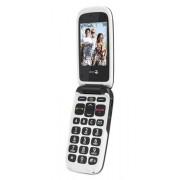 Doro Cellulare Doro PhoneEasy 612 Easy Phone Clamshell Bianco