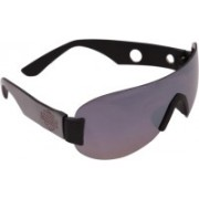Overdrive Round Sunglasses(Grey, Brown)