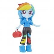 HASBRO My Little Pony Equestria Girls Fashion Squad Rainbow Dash 3-inch Mini Doll