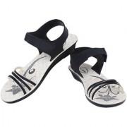 Bersache Black- 815 Women/Girls Sandals Floaters