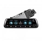 Camera auto tip oglinda retrovizoare Starlight Night Vision, 10 inch, LCD, dual cam