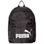 Puma Branded Classic Ryggsäck Svart Ryggsäckar