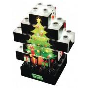 Light Stax Světelná stavebnice - Vánoční edice 4 v 1