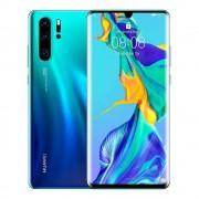 Refurbished-Fair-Huawei P30 Pro 128 GB Blue (Aurora) Unlocked
