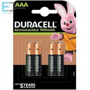 Duracell Rechargeable Ultra AAA akku 900 mAh Ready to use Precharged NEW