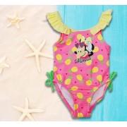 Costum de baie junior Minnie Mouse roz 12-36luni