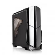 THE CS CA-1D9-00M1WN-00 VERSA N21 black Mid Tower M/B Mini ITX, Micro ATX , ATX Bays Accessible:1 x 5.25'', 1 x 3.5 Hidden:3 x 3.5'' or 2.5'', 1 x 2.5'' Exp Slots 7