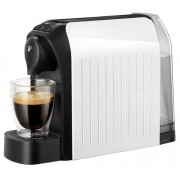Espressor Tchibo Cafissimo Easy White 380835, 1250 W, 15 bari, 0.65 l, 3 presiuni (Alb)