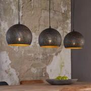 LUMZ Hanglamp met perforator gaatjes in de kappen