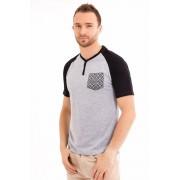 MF Grey férfi póló