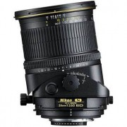 Nikon 24/3,5 D ED PC-E (Tilt & Shift optik)