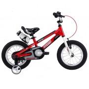 """Dječji bicikl Space aluminij 12"""" crveni"""