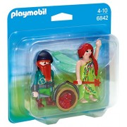 PLAYMOBIL® 6842 Elf and Dwarf Duo Pack - NEW 2016