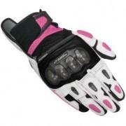 ALPINESTARS Gloves ALPINESTARS Stella SPX Air Carbon Lady Black / White / Fuchsia