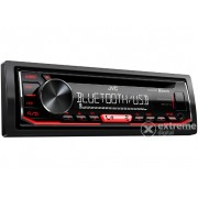 Player auto JVC KD-R792BT Bluetooth CD/USB/AUX, rosu
