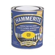 Email pentru metal Hammerite lucios, galben 0,75 l