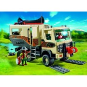 Playmobil 4839 - Camion Des Aventuriers