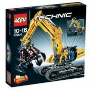 Lego Technic Excavator Building Set
