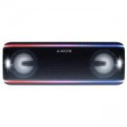Преносим високоговорител Sony SRS-XB41 Portable Wireless Speaker with Bluetooth, Black, SRSXB41B.EU8