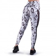 Prozis Leggings X-Sense - Heat Wave Snake