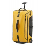 Samsonite Paradiver Light 67cm Duffle Bag On Wheels - Yellow