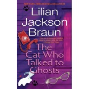 The Cat Who Talked to Ghosts, Paperback