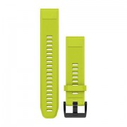 Garmin QuickFit 22 Band Lime Silicone