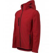 ADLER Performance Pánská softshell bunda 52207 červená XL