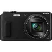 "Panasonic Dmc-Tz57eg-K Fotocamera Digitale Compatta 16 Mpx Display 3"" Zoom Ottico 20x Zoom Digitale 4x Sensibilità Iso 6400 Video Full Hd Wifi Colore Nero - Dmc-Tz57eg-K"