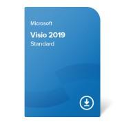 Visio 2019 Standard elektronikus tanúsítvány
