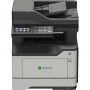 Multifunctional laser mono Lexmark MX421ADE , Dimeniune:A4, Viteza: 40 ppm, Imprimare/Copiere/Scanare color si in retea/Fax, Rezolutie: 1200X1200