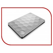 Жесткий диск Seagate Backup Plus Ultra Slim 2Tb Platinum STEH2000200