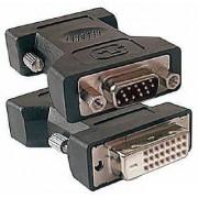 Adaptateur DVI Femelle / VGA Male