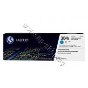 Тонер HP 304L за CP2025/CM2320, Cyan (1.4K), p/n CC531L - Оригинален HP консуматив - тонер касета
