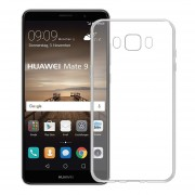 Funda Para Huawei Mate 9 Lite / Y6 Pro 2017 / G Elite Plus Silicon TPU - Transparente/Humo