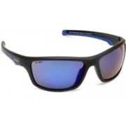 Joe Black Sports Sunglasses(Blue)