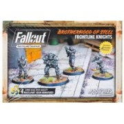 Set Figurine Fallout Ww Bo Steel Fl K