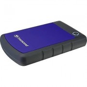 Transcend StoreJet 25H3B 2.5 external hard drive 1 TB Blue-grey USB...