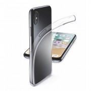 Cellular Line Cellularline Cover Gomma Fine iPhone Xs/X Trasp