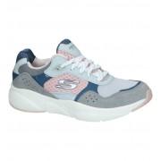 Skechers Grijze Sneakers Skechers Meridian Charted