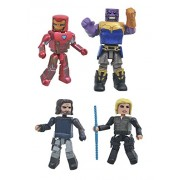 Diamond Select Toys Marvel Avengers Infinity War Minimates Box Set