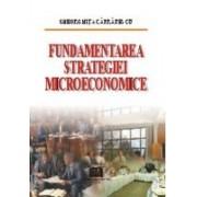 Fundamentarea strategiei macroeconomice.
