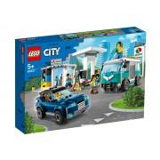 STATIE DE SERVICE - LEGO (60257)