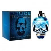 Profumo police teschio blu to be eau de toilette 125 ml spray