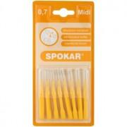 Spokar Classic perie interdentara 8 bucati Midi 0,7 mm/3,5 mm